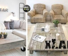 20 Tavolini da salotto in legno firmati Designxtutti. Bellissimi!