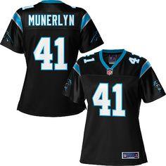 994d2934c Women s Pro Line Carolina Panthers Captain Munnerlyn Team Color Jersey -  NFLShop.com Football Gear