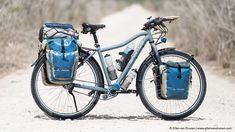 Let us introduce to you: the Santos Travelmaster 2.9 with Pinion and Gates Belt Drive - Bicycle Junkies