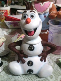 Olaf galletero
