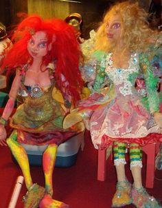 patti medaris culea cloth doll making | Dolls by Patti Medaris Culea