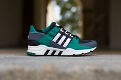 low priced 87cd3 ce056 adidas EQT Running Support 93 (Sub Green 2014