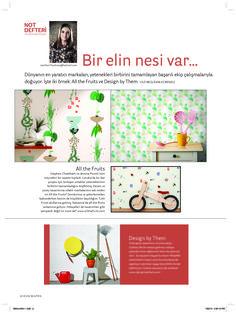 House Beautiful Turkey, 2014