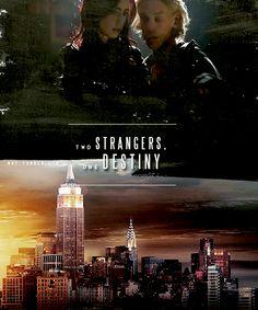 TMI: City of Bones - two strangers, one destiny