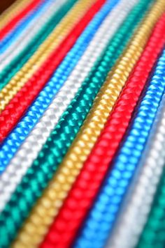 fio (tecido) elétrico decorativotrançado vintage cores - 7mm