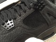air jordan 4 premium black release date. jordan brand has a special edition air jordan 4 premium dre
