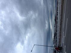 서울 하늘