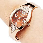 Women's Watch Diamond Decor Bronze Steel. Get incredible discounts up to 60% Off at Light in the Box using Coupon and Promo Codes.