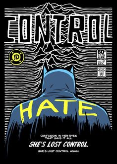 Post-Punk Superheroes by Butcher Billy.
