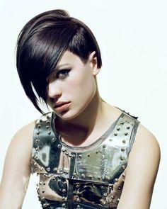 Hair: Mahogany Artistic Team Make-up: Philippe Prodotti: Alfaparf Milano