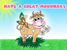 Have a great Mooonday!
