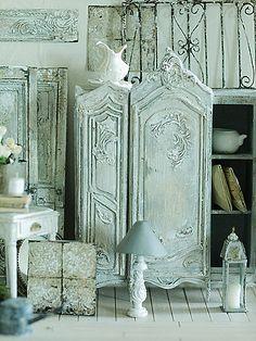 Miniature making: natural color of life ~ handmade furniture