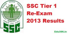 SSC Tier 1 Re-exam 2013 results, Cut off marks & merit list Download - http://www.edu396.in/ssc-tier-1-re-exam-2013-results-cut-off-marks-merit-list-download/1126.html