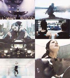 - Catching Fire