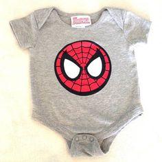 Spider-Man Onesie (0-3 Months)