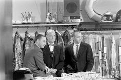 Gus, Glenn & Al Ralph Morse