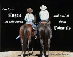 ❦ By Amberley Snyder - Pampered Cowgirl