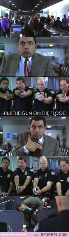 My Favorite Airport Security Scene Of All Time…