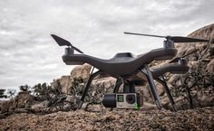 3D Robotics takes on DJI with Solo 'smart drone' This.