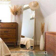 Ikea Kids Bedroom, Ikea Bedroom Furniture, Girls Bedroom Storage, Small Room Bedroom, Bedroom Flooring, Cozy Bedroom, Ikea Boho Bedroom, Minimalist Mirrors, Minimalist Bedroom Boho