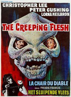 The Creeping Flesh, 1973