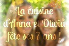 La cuisine d'Anna et Olivia fête ses 7 ans ! Partie 1 : concours Lima !