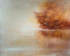 "Saatchi Online Artist Maurice Sapiro; Painting, ""Fog"" #art #MauriceSapiro"