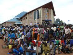 Our Lady Of Kibeho Rwanda - Pallottines Ireland