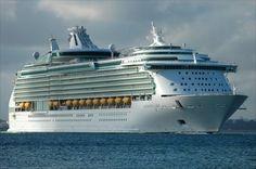Royal Caribbean Navigator of the Seas!