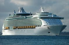 Royal Caribbean Navigator of the Seas - I must get back on this ship