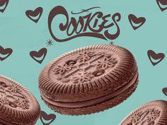 Cookies on Behance