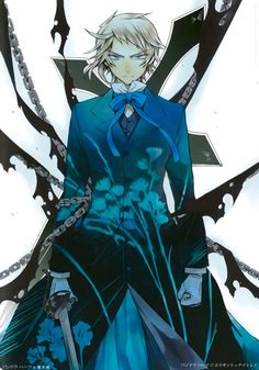 Pandora Hearts - Elliot Nightray (Cover Book 14)