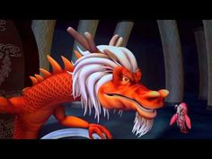 Legend of the Sea - Trailer - YouTube The Sea Movie, We Movie, Kid Movies, Movies And Tv Shows, Legend Of The Seas, Dvd Blu Ray, Movie Collection, Lion Sculpture, Animation