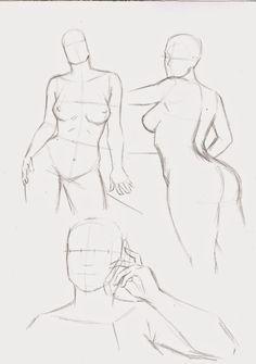 esboço+de+mulher+1.jpg (1125×1600)