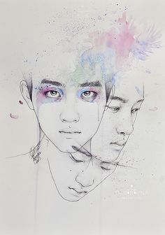 #exo #do #kyungsoo #dokyungsoo #fanart