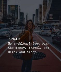 cc is the web's most user-friendly, most trusted, and most reliable source for quotations. Share our inspirational quotes with family and friends. Single Girl Quotes, Tough Girl Quotes, Strong Mind Quotes, Girl Power Quotes, Positive Attitude Quotes, Attitude Quotes For Girls, Badass Quotes, Mood Quotes, Woman Quotes
