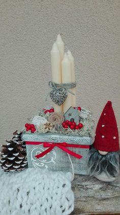 Christmas Advent Wreath, Christmas Time, Christmas Stockings, Christmas Decorations, Xmas, Holiday Decor, Advent Box, Flower Boxes, Flowers