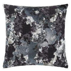 florenza graphite cushion