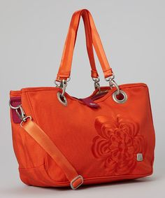 Take a look at this Sienna Handlebar Tote by haiku on #zulily today!