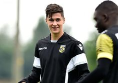 Chelsea player Danilo Pantić leaves Vitesse (SERBIAN LINK) Chelsea Players, Serbian, Justin Bieber, Motorcycle Jacket, Portugal, Soccer, Vest, Leaves, Football