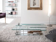 Playtome Coffee Table by Tonelli Design - modern - Living Room - Philadelphia - RoomService 360