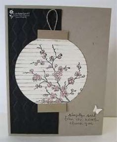 stampin up digital downloads - Bing Images. Love the lantern. Would do a more Asian style background.