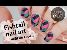 Easy Nail Art for Beginners - YouTube