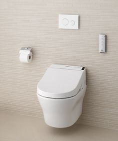 Toto Washlet: the ideal combination for a perfect hygiene