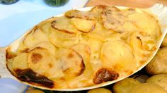 Jacques Pepin's Potatoes Gratin