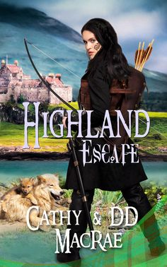 eBook deals on Highland Escape by Cathy and DD MacRae, free and discounted eBook deals for Highland Escape and other great books. Great Books To Read, My Books, Romance Authors, Historical Romance, Fantasy Books, Book 1, Book Worms, Medieval, Adventure