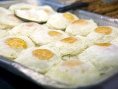 fried eggs for Nasi Lemak! Nasi Lemak, Fried Eggs, Malaysian Food, Griddle Pan, Chinese Style, Fries, Dishes, Eat, Malaysian Cuisine