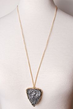 Coal miner's daughter/wife necklace. Would be great for a baby shower gift if the father was a coal miner.