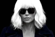 Atomic Blonde Poster Has Charlize Theron Ready for Action -- Charlize Theron sta., Makeup, Atomic Blonde Poster Has Charlize Theron Ready for Action -- Charlize Theron stars as lethal agent Lorraine Broughton in Atomic Blonde, which will. Lorraine, Atomic Blonde Charlize Theron, Blonde Movie, Blonde Haircuts, James Mcavoy, Great Hair, Hair Today, Hair Dos, Belle Photo