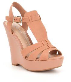 1916c9fc8fe Gianni Bini Welton Wedge Sandals